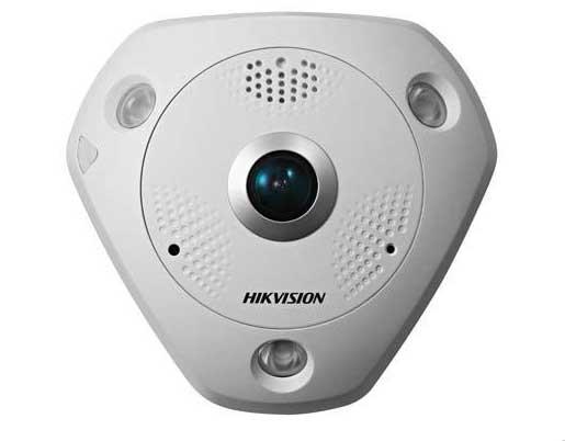 二代鱼眼摄像机1200万 像素 监控设备