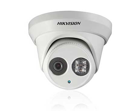 DS-2CD2355(D)-I日夜半球形网络摄像机 监控设备