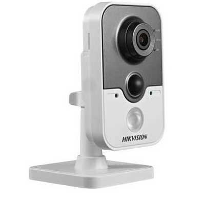 迷你卡片型网络摄像机DS 2CD2432F I(W)  监控设备  第1张