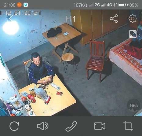"""""""北漂""""夫妻老家安装监控摄像头 陪伴留守孩子和父母  监控新闻  第3张"""