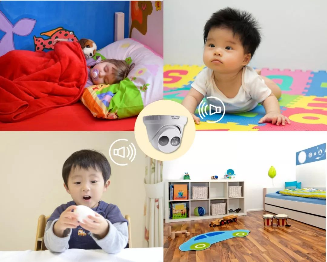 如何对幼儿园实现全面监控覆盖?  监控技巧  第5张