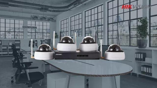 方案集锦丨办公区域无线视频监控方案  监控方案  第4张